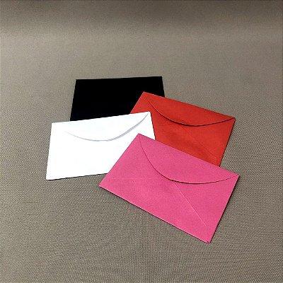 Envelope Visita 7,5 cm x 11cm