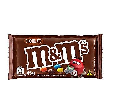 M&M's Chocolate ao Leite 45g