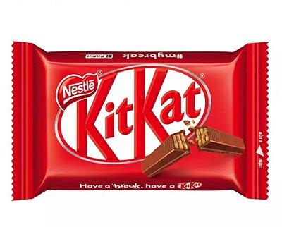 Chocolate KitKat 4 Ao Leite 41,5g