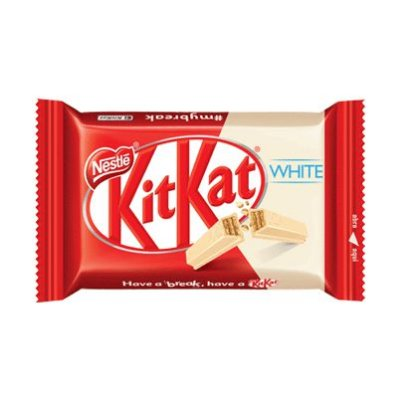 Chocolate KitKat 4 White 41,5g