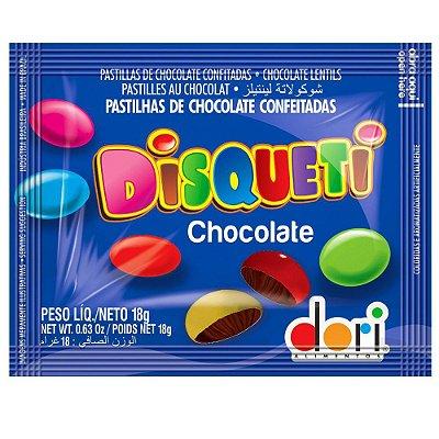 Disqueti Chocolate 18g