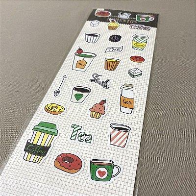 Adesivo Decorativo Momentos Tokyo Design
