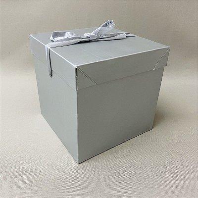 Caixa Para Presente Lisa 15cm