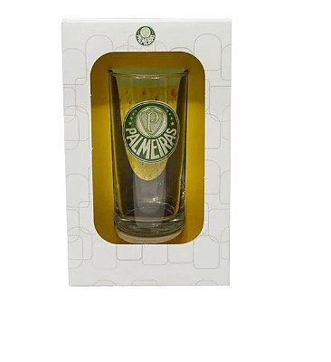 Copo Long Drink Time Palmeiras 300ml Oficial