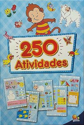 Livro Gigante de Atividades: 250 Atividades