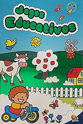 Livro Gigante de Atividades: Jogos Educativos