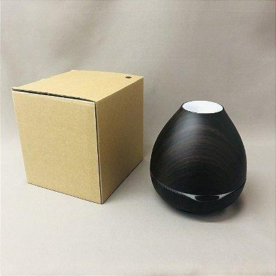 Umidificador Aromaterapia Bluetooth Furo LED