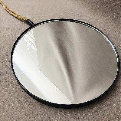 Espelho Decorativo de Parede 24 cm - Tokyo Design