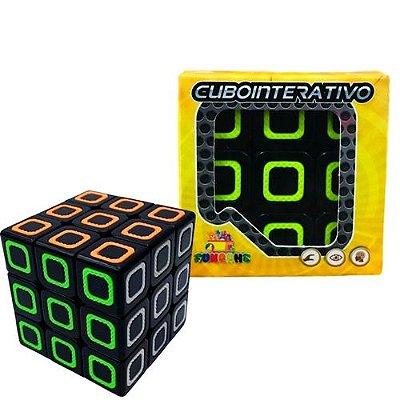 Cubo Interativo Fun Game