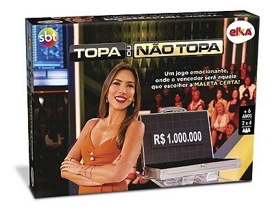 Jogo Topa ou Não Topa Elka