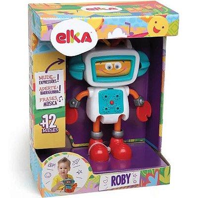 Boneco Roby Elka