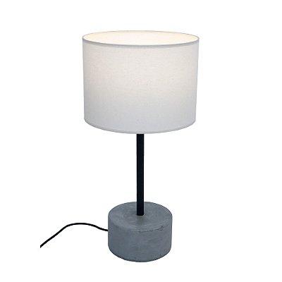 Luminária Coluna - Concreto