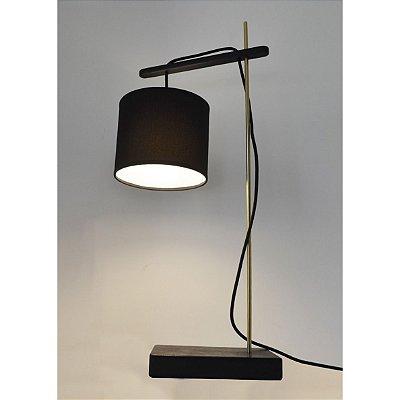 Luminária de mesa Pirilampo