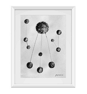 Abstrato Moon V