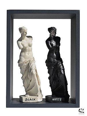 Vênus na Caixa - Black / White