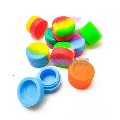 Pote de Silicone - Pequeno Slick Oil (5ml)