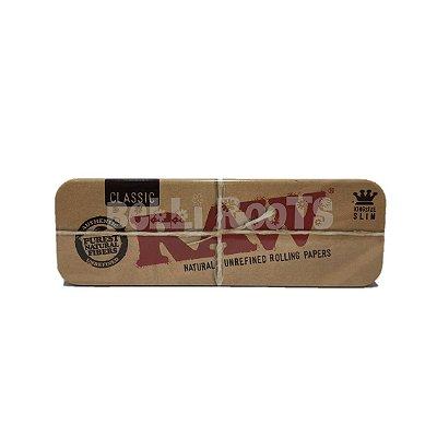 Porta cigarro metálico - RAW
