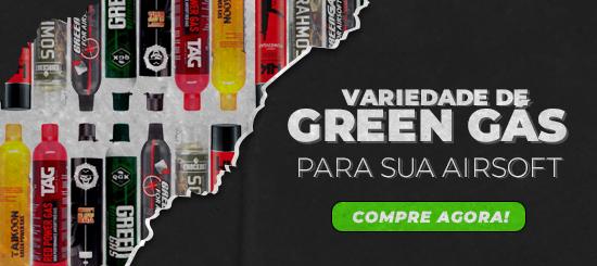 Green Gás & CO2