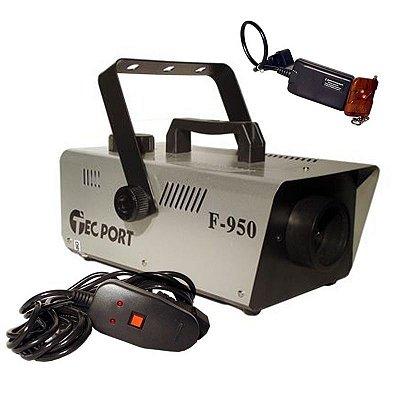 Maquina de fumaça tec Port  F-950