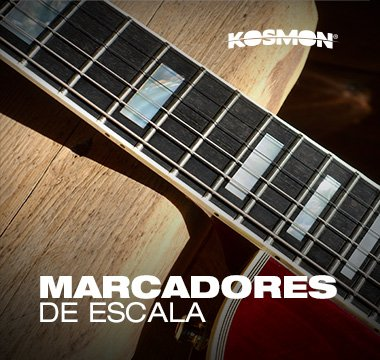 Marcadores de escala inlays
