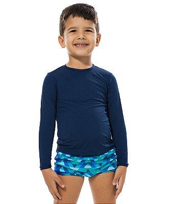 Blusa UV Bebê Unisex