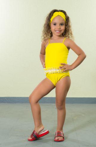 Maio Babado Infantil