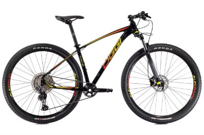 Oggi Big Wheel 7.2 Preto, Amarelo e Vermelho