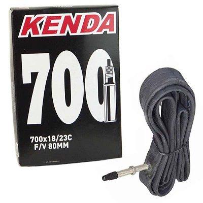 Camara 700x18-23 Kenda Presta 80mm