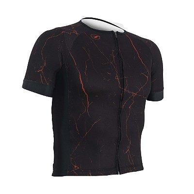 Camisa Tsw Storm Pro Line Preto e Vermelha