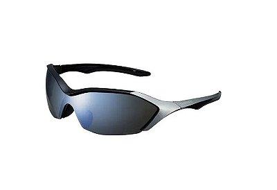 Óculos Shimano CE-S71R Preto e Prata