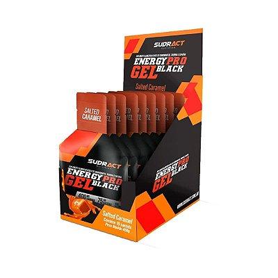 Energypro Black Gel Hidroeletrolitico Caramelo Salgado