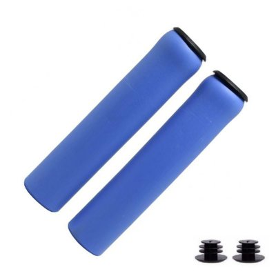 Manopla Absolute Silicone NBR1 Azul