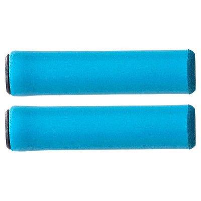 Manopla Tsw Silicone Light Azul