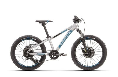 Bicicleta Aro 20 Sense Grom Aluminio e Aqua