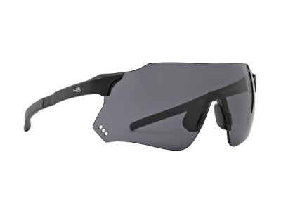 Óculos HB Quad X Matte Black Gray