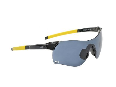 Óculos HB Quad F Gloss Black Gray