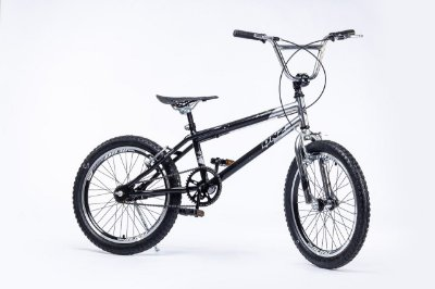 Bicicleta Aro 20 DNZ Freestyle Cross Preto