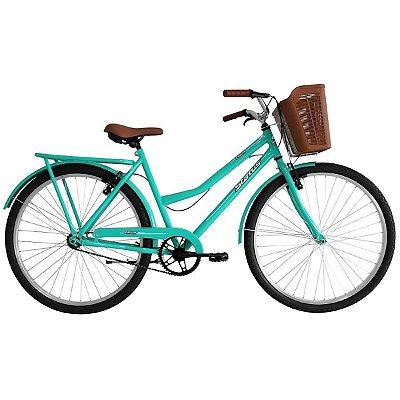 Bicicleta Aro 26 Status Panda Azul