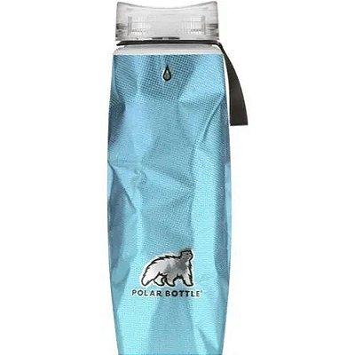 Caramanhola 650ml Polar Ergo Azul