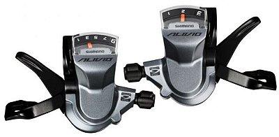 Trocadores 3x9v Shimano Alivio SL-M4000