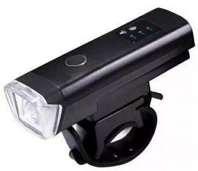 Farol 350 Lumens Fotocélula USB WS-277 LT-8526