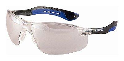 Oculos Kalipso Jamaica Preto Lente Transparente