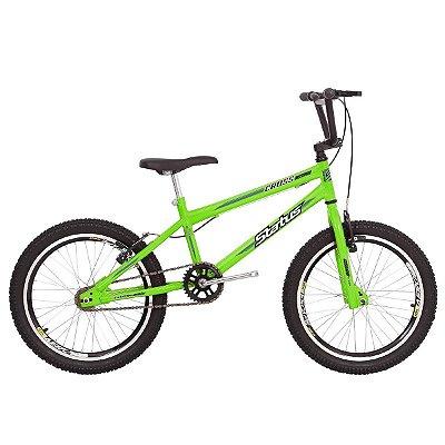 Bicicleta Aro 20 Status Cross Verde
