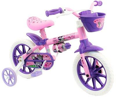 Bicicleta Aro 12 Nathor Cat