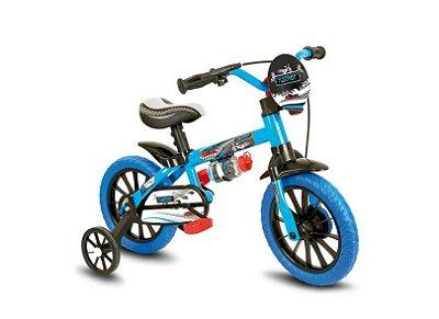 Bicicleta Aro 12 Nathor Veloz