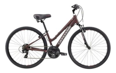 Bicicleta Aro 700 Cannondale Adventure 3 T18.5 Roxo DCR201716414