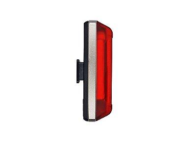 Sinalizador Traseiro Ilumi Usb Slim Fit 120 Lumens H-1501