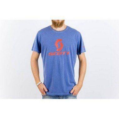 Camisa Casual Scott Azul Claro