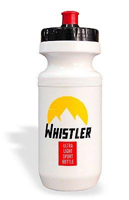 Caramanhola 620ML Plastica Branca Whistler