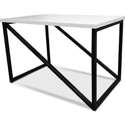 Mesa De Centro Viena - Preto/Branco